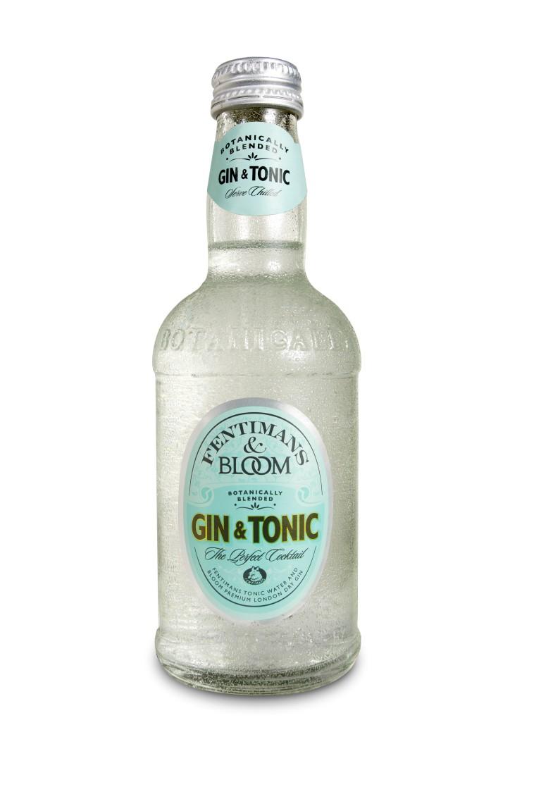 Fentimans Gin & Tonic | Biertempel