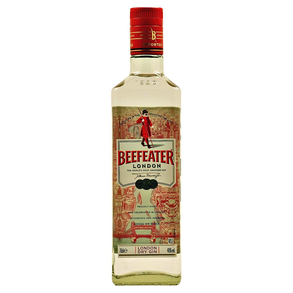 Beefeater London Dry Gin Biertempel